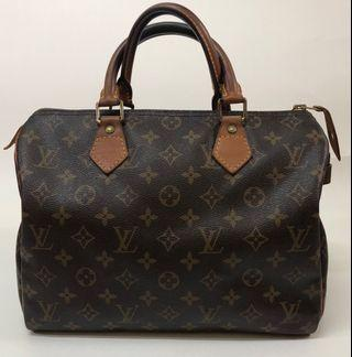 LV speedy 30 100% authentic 85% new