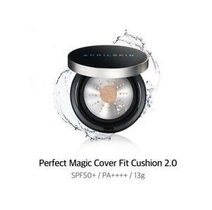APRILSKIN Perfect Magic Cover Fit Cushion BRAND NEW - SHADE 22