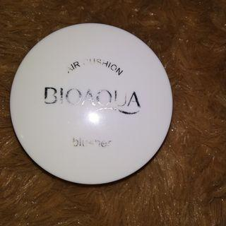 Bio Aqua Blush on Cushion #mauthr