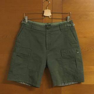 🚚 Undercover cargo pocket shorts 軍短褲 2號 高橋盾