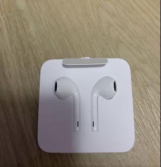 Apple earphone lightning iPhone XS