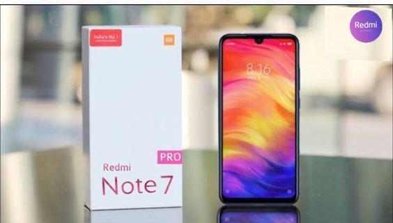 RedMi Note7 Pro