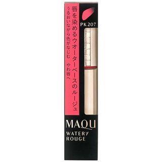 (現貨)Maquillage絕色水漾持久染唇膏 顏色pk207(現貨)