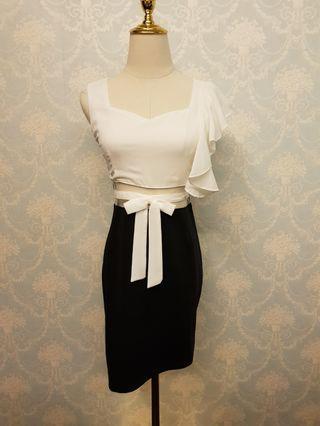 Korean Style OL Dress