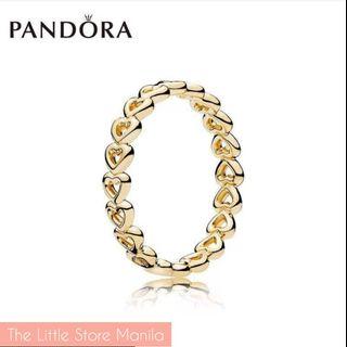 38f661d251590 gold ring pandora | Women's Fashion | Carousell Philippines