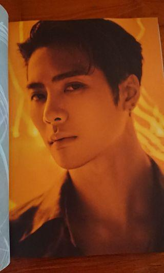 🚚 Wtt got7 jackson spinning top random page