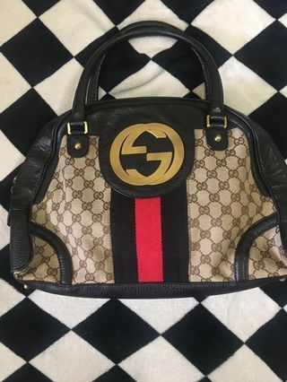 ab0d0769b2636 gucci bag vintage | Women's Fashion | Carousell Philippines