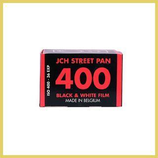 JCH - Street Pan 400 ISO 35mm 36張黑白菲林