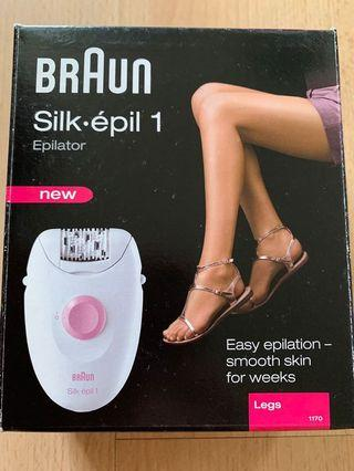 Braun Epilator - legs