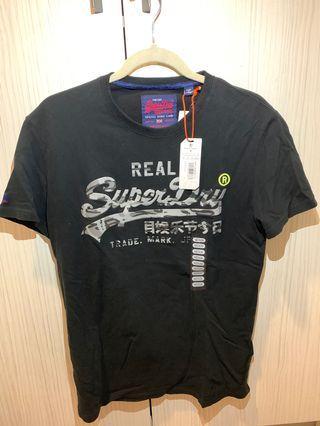 🚚 superdry T- shirt logo 3D設計