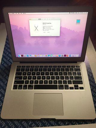 MacBook Air (13-inch,early 2015 )