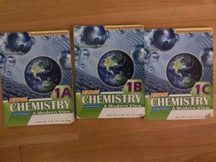 Chemistry a modern view book 1ABC