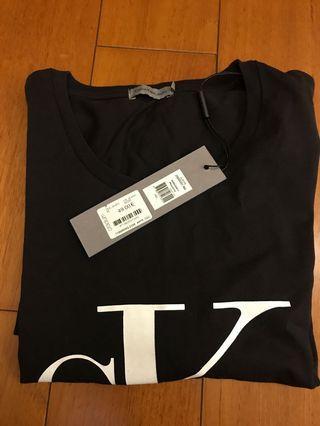 🚚 CK Logo 短t