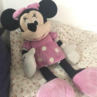 Giant Minnie Mouse Plush