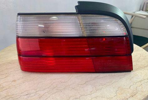 BMW E36 rear left light.