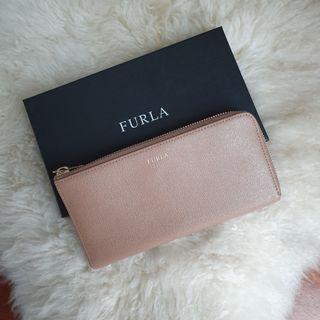 AUTHENTIC FURLA CLASSIC ZIP AROUND WALLET Branded zip wallet purse designer women furla