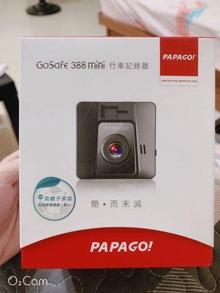全新🌟行車記錄器gosafe 388 mini(可議價)
