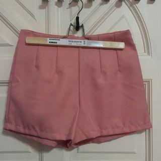 Rose Pink Shorts