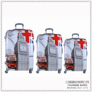 3 PC Luggage set -Great Britain 034