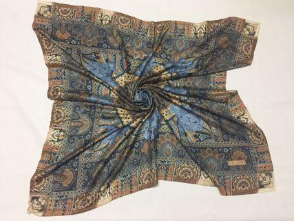 Silk scarf Raya Sale