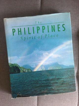 The Philippines Spirit of Place hardbound coffee table book