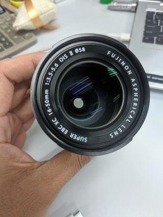 Fujifilm XC 16-50mm F3.5-5.6 OIS II Lens