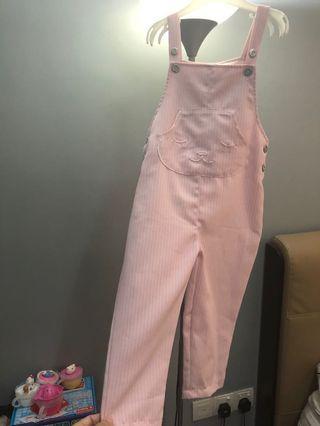 #SuriaKLCC Lovely pink adjustable jumpsuit