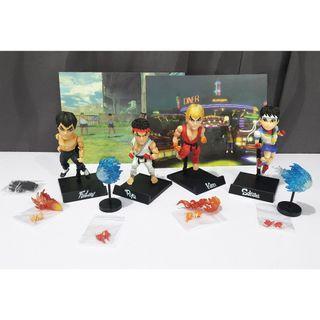 Kids Nations Street Fighter figure
