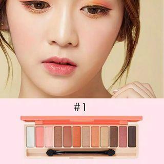 Lameila eyeshadow Play colour
