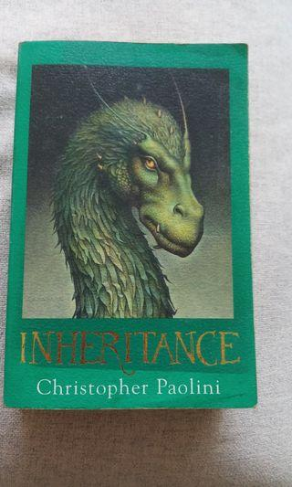 Worldwide Bestselling Inheritance cycle by Paolini