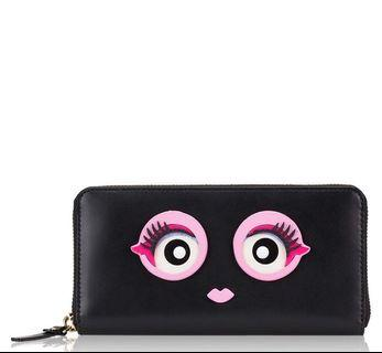Kate Spade Monster Lacey Imagination Wallet Multi