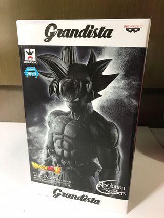 放全新Grandista黑魂版極意悟空