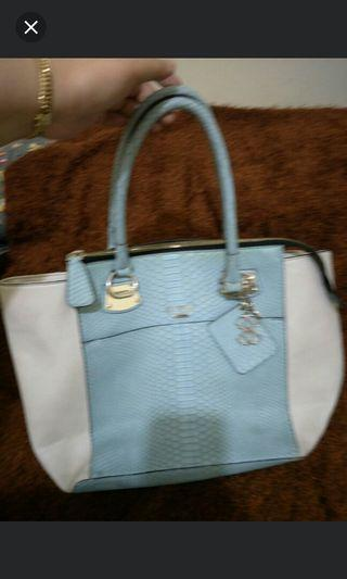 Tote bag guess authentic