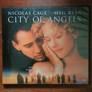 VCD City of Angels (Nicolas Cage and Meg Ryan) (1998)