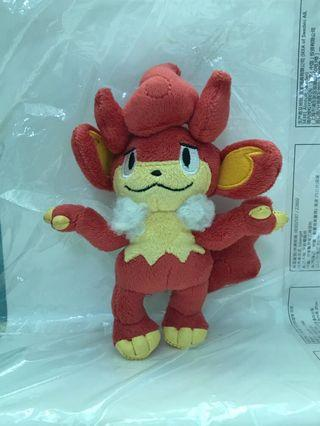 Pokemon Banpresto simisear keychain plush