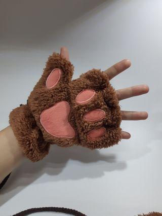 🚚 熊掌手套