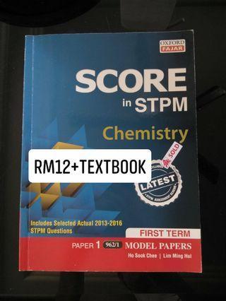 STPM Che (term1)🌸