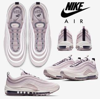 Nike Air Max 97 女鞋 紫羅蘭 白紫 歐美限定 限量 紫色 921733-602
