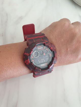 🚚 Casio G-Shock GD-120CM