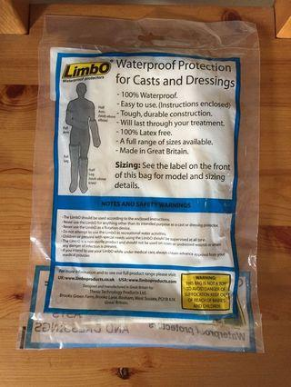 Waterproof Protector for casts & dressings