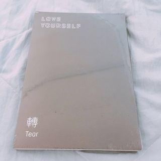 [wts] sealed BTS love yourself tear album R ver