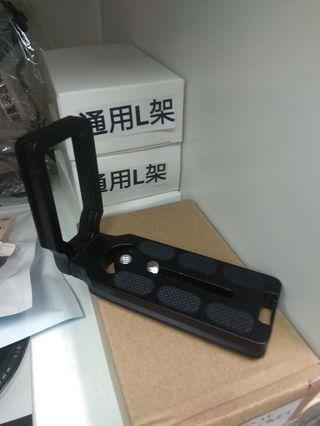 金屬快拆式通用相機L架 ( L Plate Bracket )