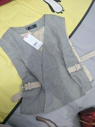 - J.Rep - Grey Outwear