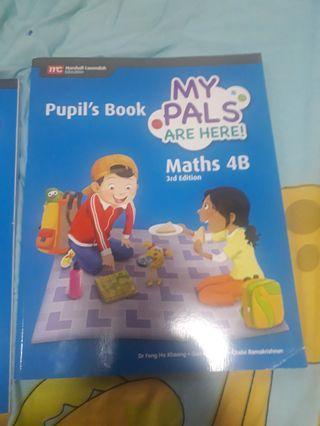 🚚 P5 Maths Textbook and Workbook