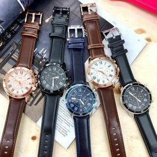 FOSSIL ALL FUNCTION