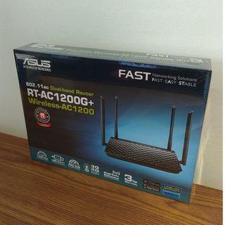 Asus RT-AC1200G+ Dualband Wifi Router BNIB