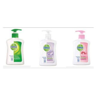 Dettol Anti-bacterial Hand Wash 250ml
