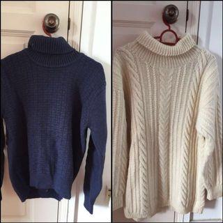 Couple Knitted Pullover