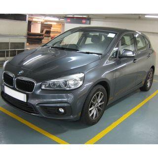 15 BMW 218i
