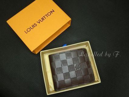 LV Square Wallet